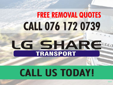 LG Share Transport - LG Shares first responsibility is to the client to provide the highest standards in logistics and transport services. Our vast experience in this field enables us to offer you a personalized service, be it for private or corporate furniture removals.